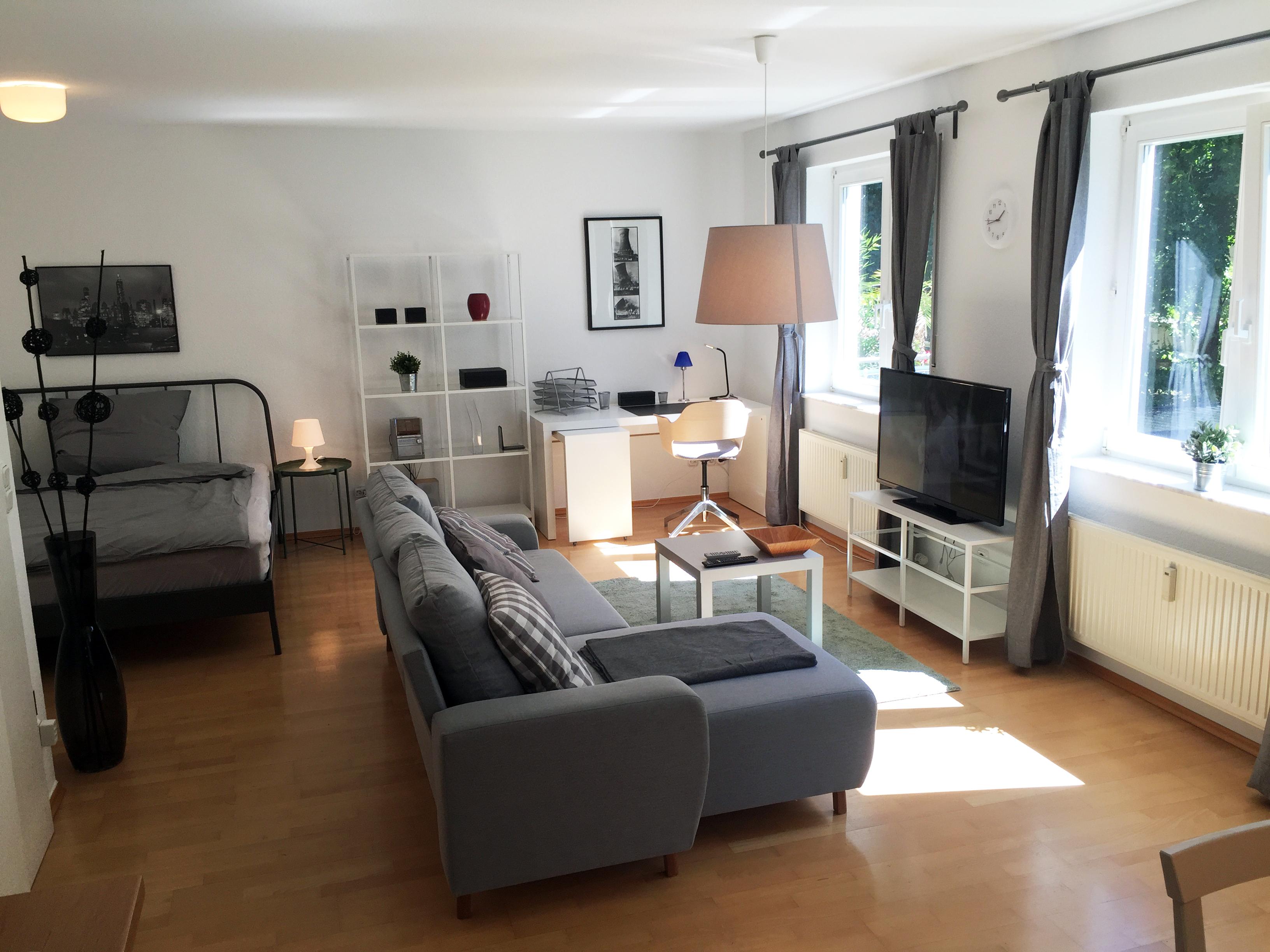 Möbliertes Appartement Wiesbaden